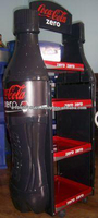 display stand for coke
