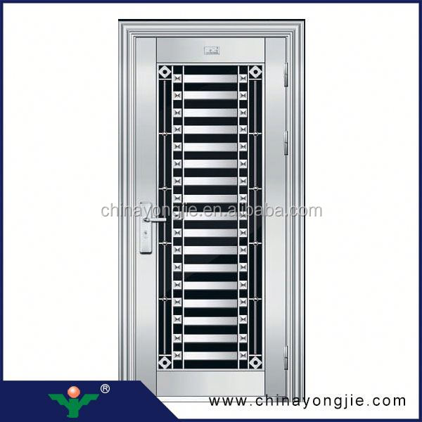 New Coming Open Style Rolling modern stainless steel door
