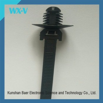 factory price wire Zip Binding Cable Tie For Sale