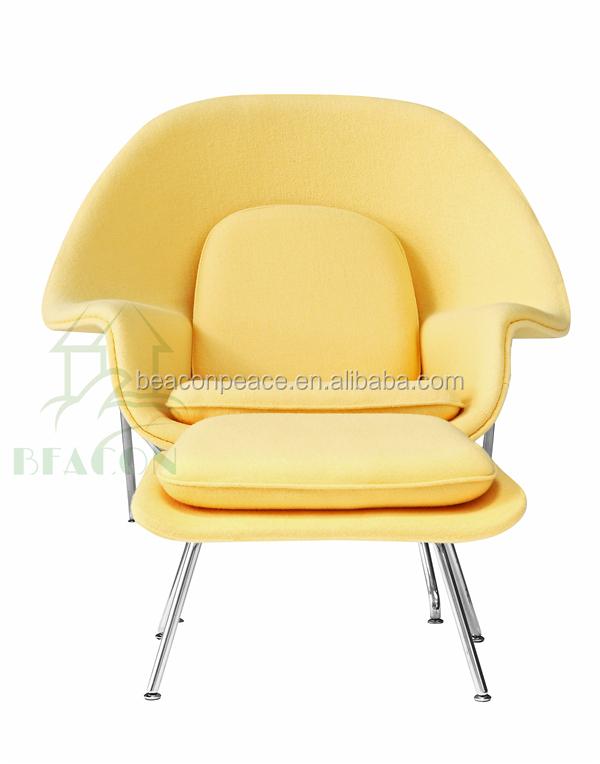 Classic Replica Eero Saarinen Womb Chair And Ottoman Buy Relex Womb Chair S