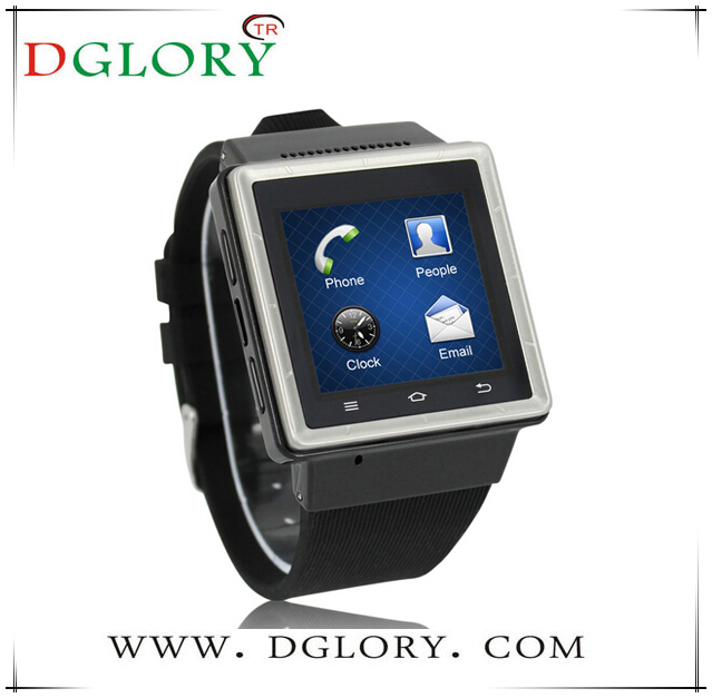 DG-S6 fashion 1.54 inch 3G android smart watch phone on sale