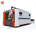 Golden Laser High Power Laser Cutting Machine 3000W 4000W for Stainless Steel Plate