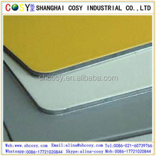 Decorative aluminum composite Boards