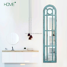 wholesale wooden vintage furniture elegant full length wall mount framed mirrors