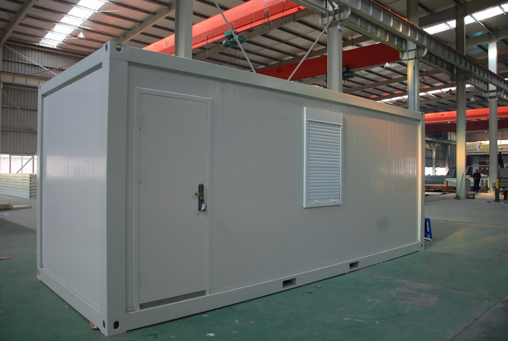 All steel container module house made in China