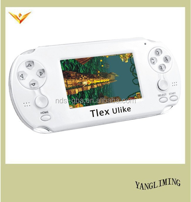 Christmas Gift Support PSP PS1 N64 4GB 1080P Wifi Touch Screen Portable Game Console Free Download Games