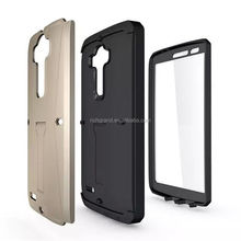 High quality Hybrid Shockproof Armor Hard Protective Phone Case for LG G4