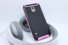 Hybrid Shockproof Combo Cover For Samsung S5 Slim Armor Case