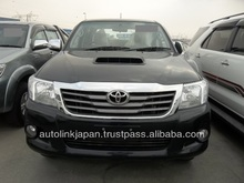 2014-Toyota Hilux Double Cab 2.5 Turbo Intercooler/ Diesel