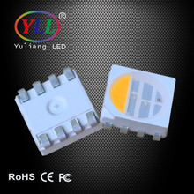 YuliangLED Epistar as chip 5050 rgbw smd led chip