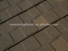 Color Stone Coated Metal Building Materials / Aluminium Roof / Insulated Roof Sheets Prices