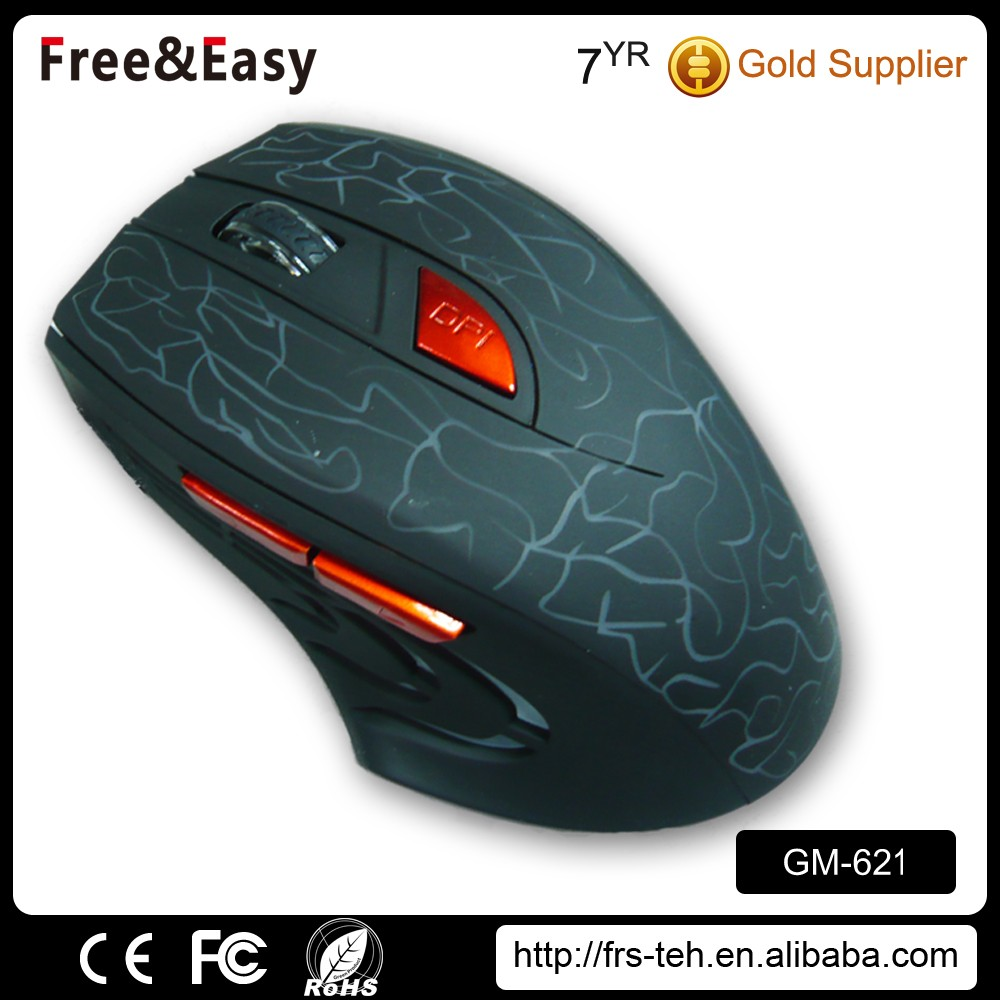 Delux vertical ergonomics OEM drivers usb 6d optical gaming mouse