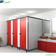 1220x1830mm water proof compact HPL panel toilet partition