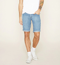 Jeans manufacturing Mens Denim Shorts wholesale man classic plain short jeans