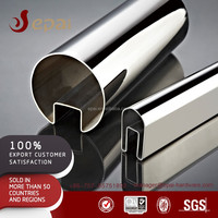 304L stainless steel pipe price manufacture according to the sizes of customers