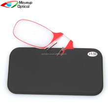 mini Wholesale Promotional infocus reading glasses without arm