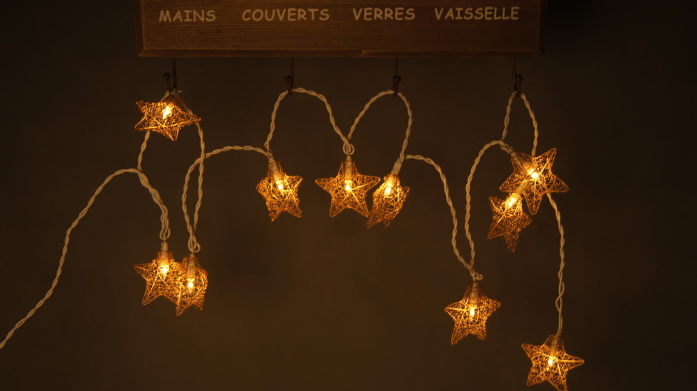 Star Led Christmas Lights