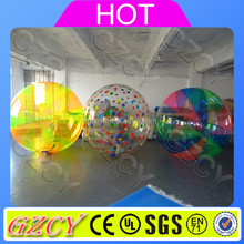 PVC Giant Inflatable water Balloon/ Inflatable Water Ball/ large water walking ball