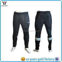 100%Polyester mens tracking sweatpants mens sports pants running and jogging pants