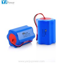 External lithium ion battery pack 12V 12.8V 4400mAh for mini UPS device
