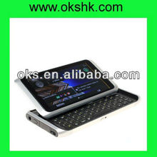 original mobile E7 cell phone with GPS QWERTY keyboard