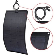 High efficiency flexible solar panel import 60 watt etfe flexible solar panel for whole market