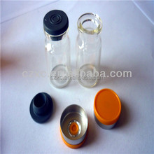 clear pharmacuetical tubular glass vials