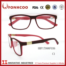 FONHCOO Cheap Low Cost Bulk Top Selling Grade Plastic Reading Glasses For Old People