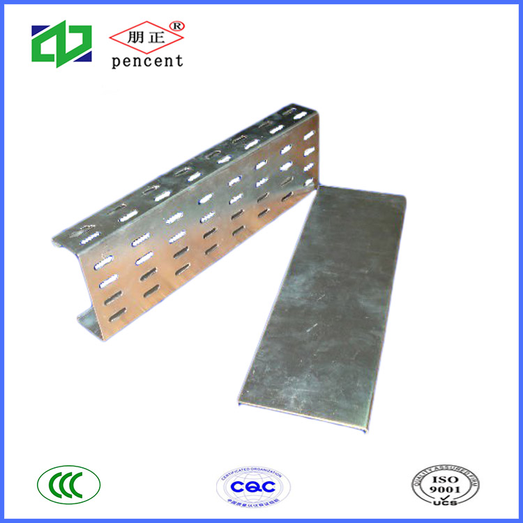 Stainless steel indoor perforated channel Cable trunking