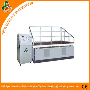 Electromagnetic vertical + horizontal vibration equipment