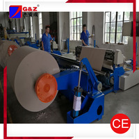 automatic slitting rewinding machine / Automatic Paper Roll Slitter Rewinder