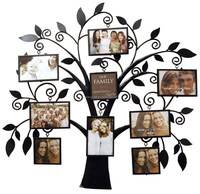 Walden Craft Family Tree Collage Photo Frame Picture Frame