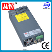 SCN 1000W 13.5V 74A Industry Led Driver ac/dc High Current Switch Power Supply