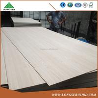 4ftx8ft Natural Wood Fancy Plywood / White Oak Veneer Plywood