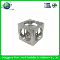 precision cnc milling parts metal large wall clock parts