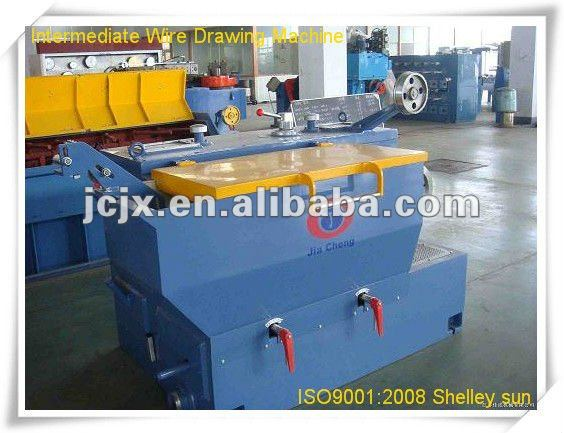 Intermediate Wire Drawing Machine with Coiler