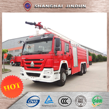 From Chinese Manufacturer Fire Trucks For Sale In Europe