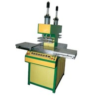 Leather Heat Embossing Machines Plane Embossing
