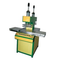 leather heat embossing machines/plane embossing machine/leather logo embossed hot stamping machine