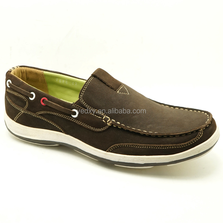 China Fashion Man Leather Shoe Factory Latest Loafer Shoes Design For Men - Buy Shoe Factory ...