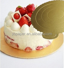 wholesale high quality cardboard cake tray base for cake
