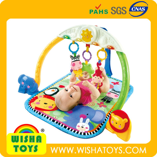 Fisher Price Style Baby Play mat baby activity set musical play mat