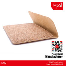 for young fashion cool magnetic envelope clutch cork sleeve for ipad mini