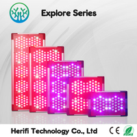 LED Grow Lamps 1200w 800w 600w LED Grow Lighting Greenhouse System Growth Panel 400w