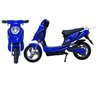 Two wheel moped OEM accepted electric scooter motorcycle with 48v 20ah lead acid battery