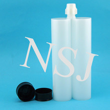 600ml 1:1 Two-component Caulking Cartridge Tube for sealants, AB adhesives and silicones