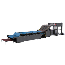 Corrugated Paperboard 1300 Type Automatic Flute Laminating Machine/Paper Mounting Machine