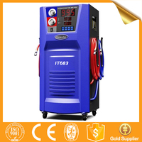 Automatic digital nitrogen gas for tires for fast tire inflate IT683