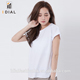 Online Shopping Sport Casual Clothes 95 Cotton 5 Spandex Lady T Shirts