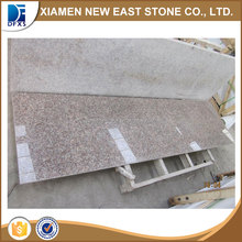 Factory direct sell China pink G687 granite slabs